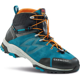 Garmont G-Trail Mid GTX Botas de Senderismo Hombre, blue/orange